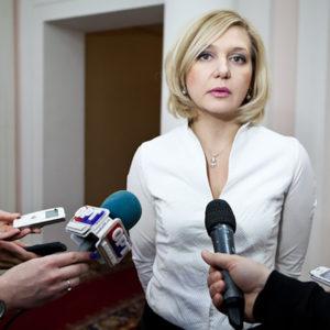 Наталью Струнцову назначили на новую должность в правительстве Оренбуржья