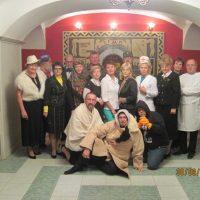 Студенческий театр «Горицвет» впервые представил бенефис