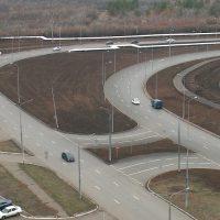 Шесть полос «дороги жизни». Новые микрорайоны Оренбурга связали единой магистралью