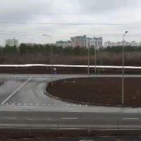 Чудеса на виражах: в Оренбурге водители теряются в дорожных знаках на проезде Северном
