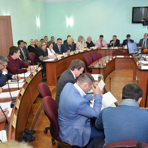В Оренбурге депутаты обсуждают параметры городского бюджета