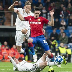 ЦСКА разгромил «Реал»: «Пишем историю европейского футбола!»