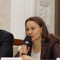 Евгения Шевченко рассказала о глобальных целях нацпроекта «Культура»