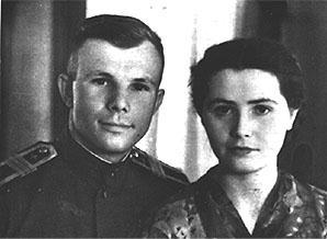 Жене первого космонавта Валентине Гагариной исполнилось 83 года