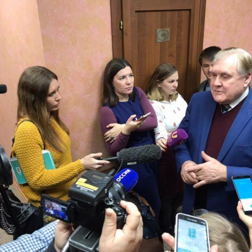 Юрий Мищеряков: Имена фаворитов «предвыборной гонки» известны, но окончательное слово за комиссией