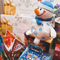 «1000 подарков к Рождеству». Оренбург помогает благотворительной акцией