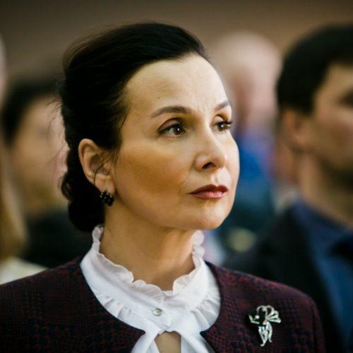 Вера Баширова опровергла слухи об уходе с поста