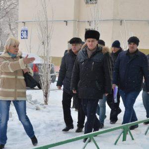 Дмитрий Кулагин призвал торговые сети к уборке прилегающих территорий от снега