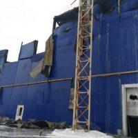Пожар на заводе: оренбургский СК возбудил уголовное дело