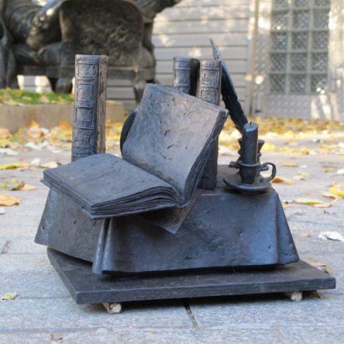 В Оренбурге установят памятник словарю Даля