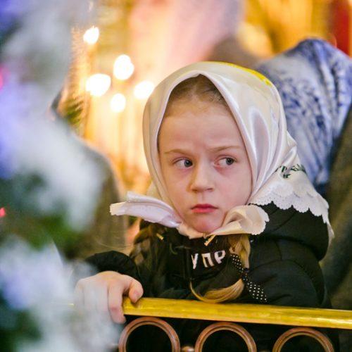 Рождество Христово: в храмах Оренбуржья прошли богослужения
