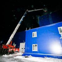 В Оренбуржье ликвидировали пожар на заводе промышленного цинкования