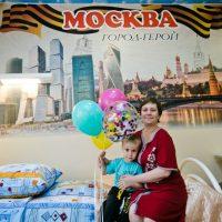 Восемь городов в одной больнице: в Оренбурге открыли обновленный детский стационар