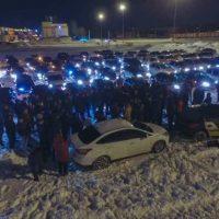 «Деваться некуда – вся работа у них»: что говорят водители «Яндекс. Такси» о забастовке