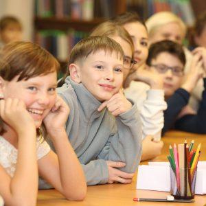 Оренбургские школьники выбирают чтение