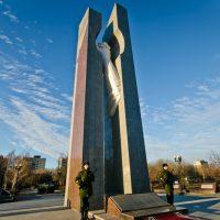 В Оренбурге объявили минуту молчания в память о воинах-интернационалистах