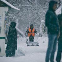 С улиц Оренбурга вывезли 140 тысяч кубометров снега
