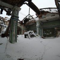 Гагаринская «летка». Чтобы начать реставрацию, нужно переселить 140 человек