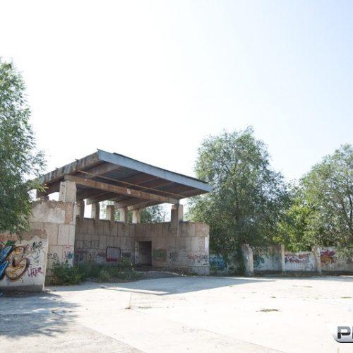 В Оренбурге активисты предлагают благоустроить парк Железнодорожников