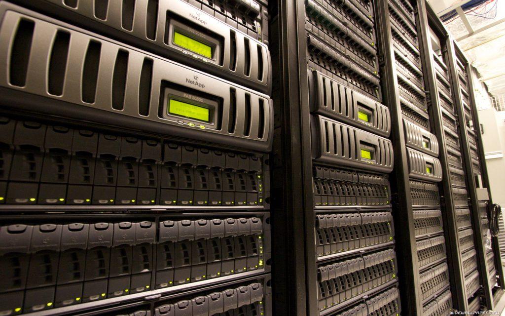 админ панель для хостинга серверов