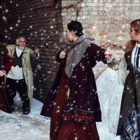 «Капитанская дочка» возвращается на сцену Оренбургской драмы