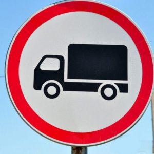 В Оренбуржье ограничили движение большегрузов по четырем трассам