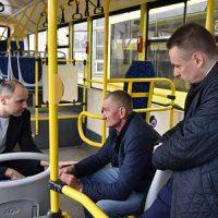 Муниципальные маршруты станут богаче. Паслер и Кулагин обсудили транспортную реформу