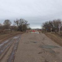 В Оренбуржье затопило восьмой низководный мост