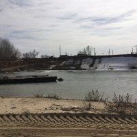 Предвестники паводка: в Оренбуржье из-за угрозы подтопления закрыли движение по двум мостам