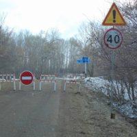 В Оренбуржье большая вода вывела из строя еще один мост