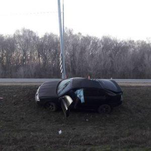 На трассе Оренбург – Илек произошло смертельное ДТП