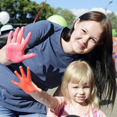 «Рожденные сердцем». Оренбургский благотворительный фонд объявил конкурс приемных семей