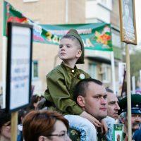 «Бессмертный полк» в Оренбурге: как это было