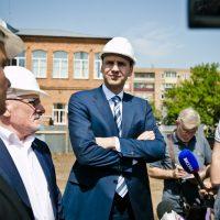 Денис Паслер в Бузулуке: что делал врио губернатора на западе Оренбуржья?