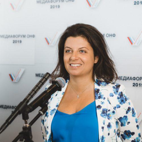 Маргарита Симоньян: Государство — арбитр в отношениях СМИ и читателя