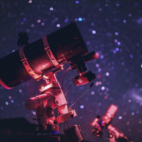 Проект «Смотри на звезды» открывает сезон астровыездов под Оренбургом