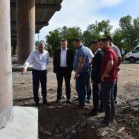 Ремонт под контролем: Дмитрий Кулагин проехал по дорогам Оренбурга