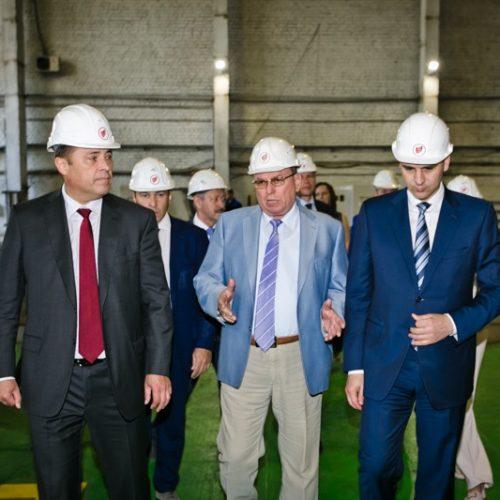 Полпред Президента в ПФО Игорь Комаров оценил реализацию нацпроектов в Оренбуржье