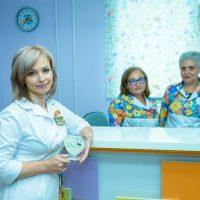 Новая поликлиника для детей и взрослых открылась в Оренбурге