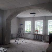 Сельскому дому культуры в Матвеевском районе на юбилей подарили капремонт