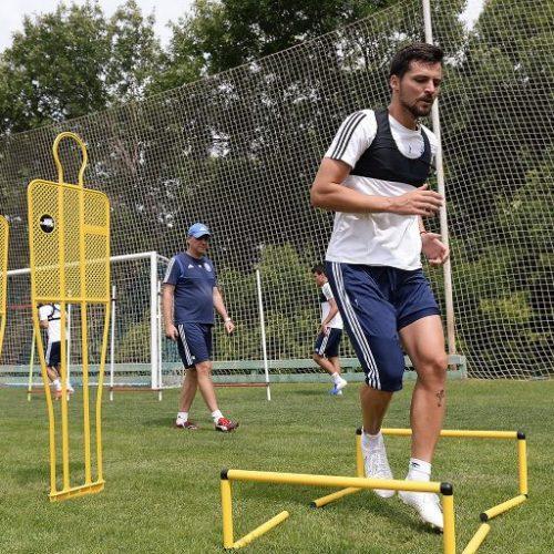 Джордже Деспотович: Когда забил гол, поклонился приехавшим на матч маме и папе