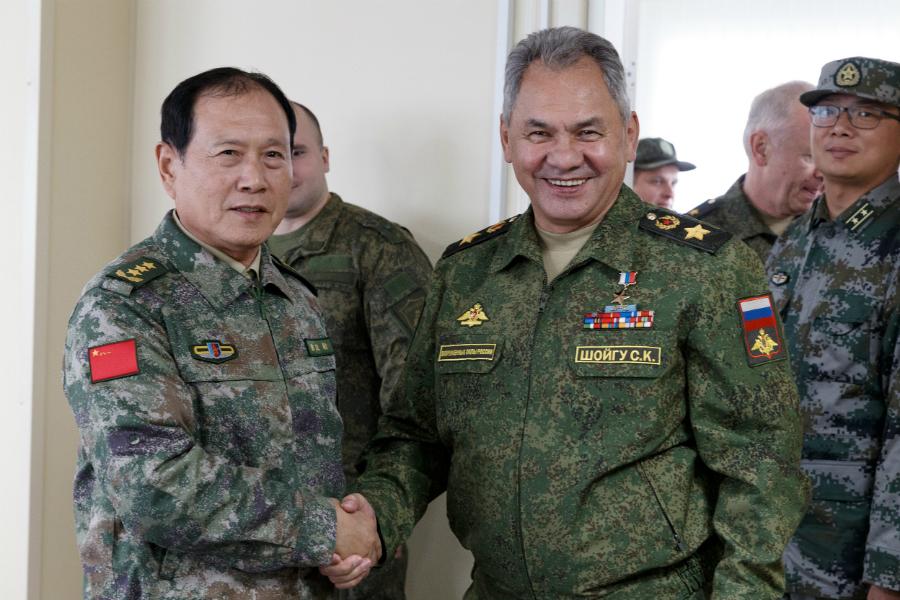 Министры обороны России и Китая обсудили в Оренбуржье план сотрудничества