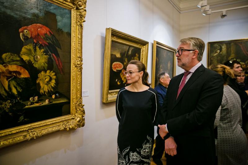 Выставка картин XVI – XIX веков из Эрмитажа впервые открылась в Оренбурге
