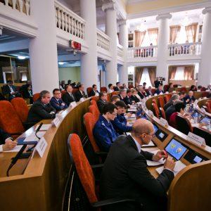 Оренбургские депутаты поддержали новую структуру областного правительства