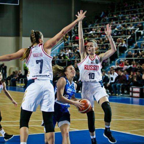 «Мы оставили сердца на площадке»: Баскетболистки рассказали о матче Россия — Босния и Герцеговина