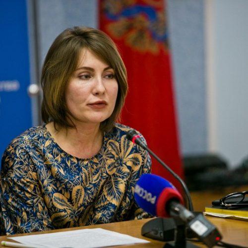 Наталья Ибрагимова рассказала о проекте благоустройства парка в Соль-Илецке