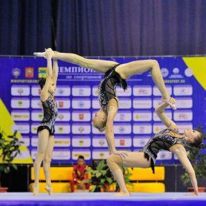 «Кубок Евразии» по спортивной акробатике пройдет в Оренбурге