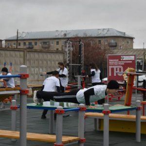 За 2019 год в Оренбуржье появилось 12 площадок ГТО