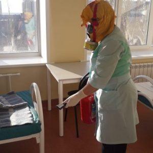 Учебную эвакуацию пациентов провели в оренбургской городской больнице №1