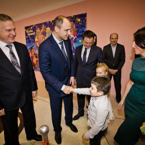 В Оренбуржье за 2019 год открыли 19 новых детских садов